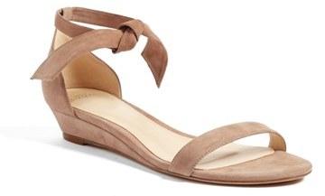 Alexandre BirmanWomen's Alexandre Birman Atena Tie Strap Wedge Sandal