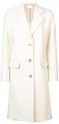 The Row classic collared coat