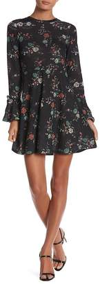 Cotton On & Co. Debbie Bell Sleeve Swing Dress