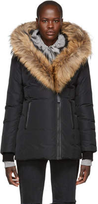 Mackage Black Adali Classic Down Jacket