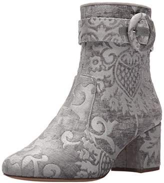 Nine West Women's Quilby Fabric Ankle Boot
