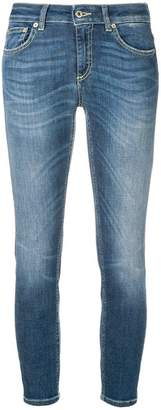Dondup cropped low-rise skinny jeans