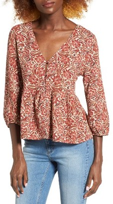 Women's O'Neill Dasha Top $48 thestylecure.com