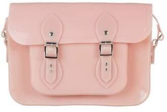Melissa New Womens Tan Cambridge Satchel Co. Pu Handbags