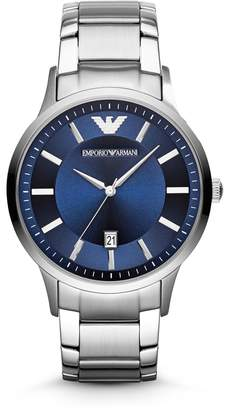 Emporio Armani Ar2477 Stainless Steel Bracelet Watch