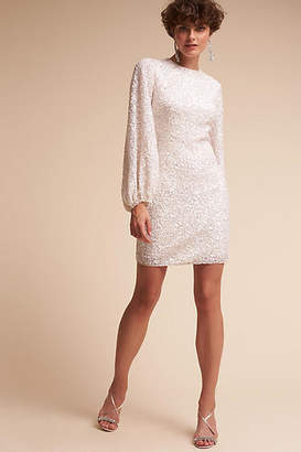 Anthropologie Goldie Wedding Guest Dress