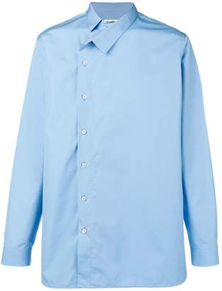 Jil Sander chef-like shirt