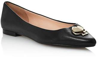 Kate Spade Women's Noah Pointed Toe Flats