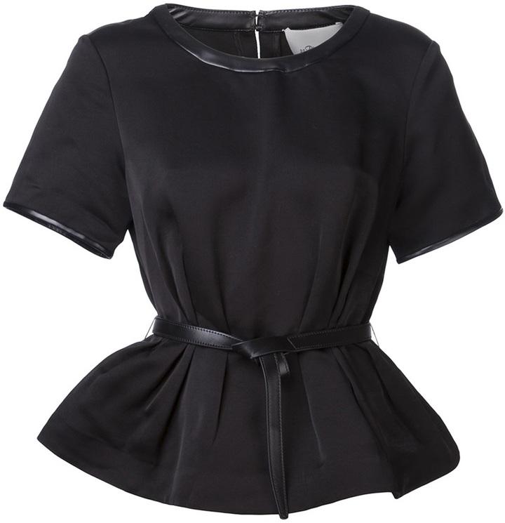 3.1 Phillip Lim peplum blouse