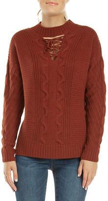 Dex Cable Stitch Sweater