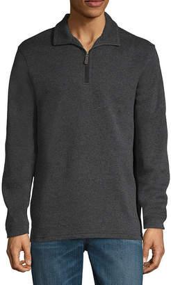 Haggar Quarter-Zip Pullover Big and Tall