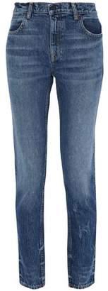 Alexander Wang High-Rise Skinny Jeans