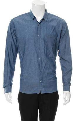 Surface to Air Chambray Button-Up Shirt