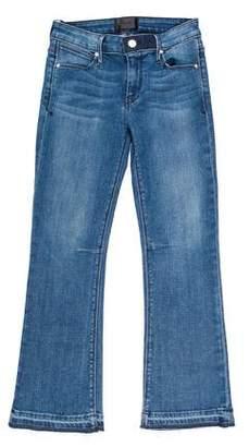 RtA Denim Mid-Rise Kick Flare Jeans w/ Tags