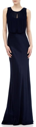 Ghost London Claudia Cowl Back Gown