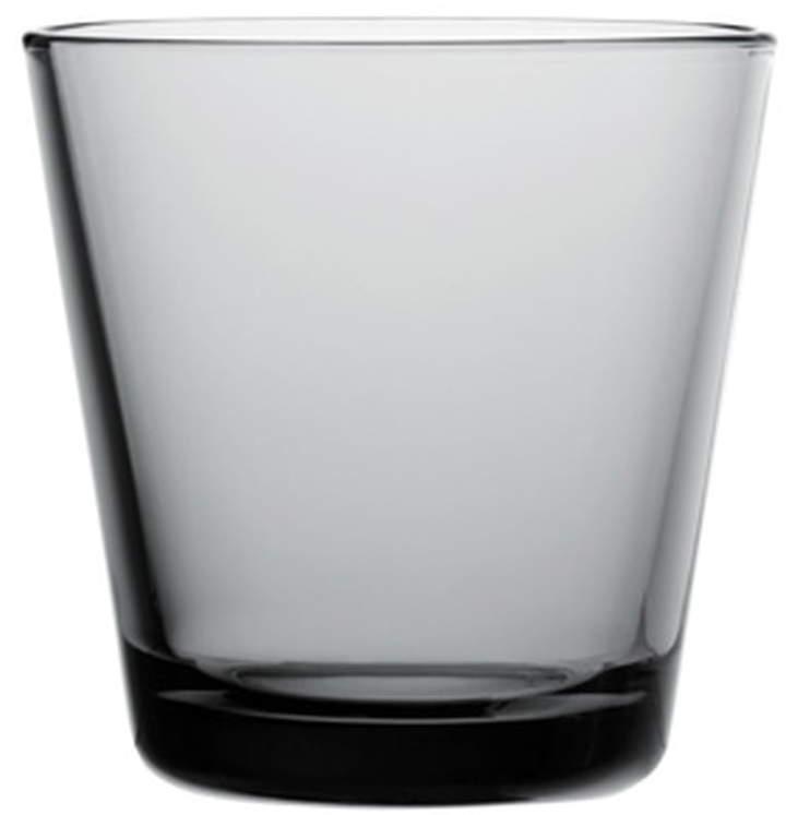 Kartio Trinkglas 21 cl, Grau