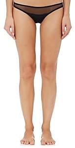 YASMINE ESLAMI Women's Serena Bikini Briefs - Black
