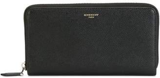 Givenchy Paris continental wallet