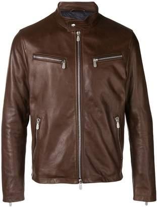 Eleventy multi-zipped jacket