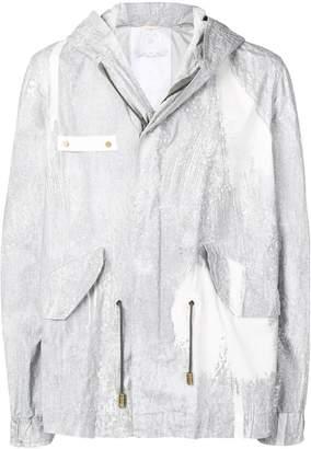 Mr & Mrs Italy short raincoat