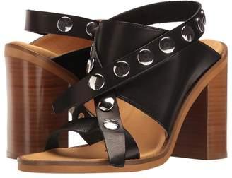 MM6 MAISON MARGIELA Adjustable Studded Strap Sandal Women's Sandals