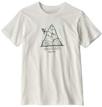 Patagonia Men's Hoofin' It Organic Cotton T-Shirt