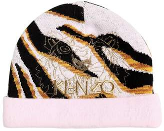 Kenzo Embroidered Doubled Cotton Hat