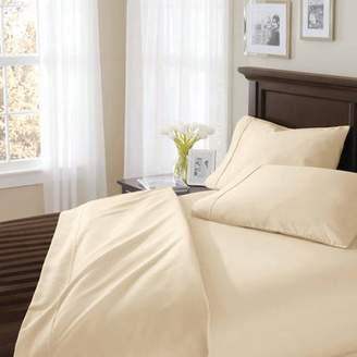 Better Homes & Gardens Better Homes and Gardens 400 Thread Count Solid Egyptian Cotton True Grip Bedding Sheet Set