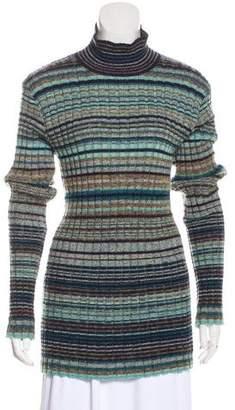 Missoni Striped Wool-Blend Tunic