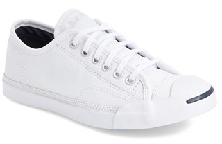 Women's Converse 'Jack Purcell' Low Top Sneaker $79.95 thestylecure.com