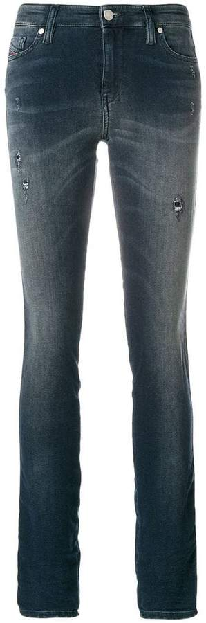 Skinzee distressed jeans