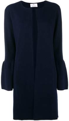 Allude wide sleeved cardigan