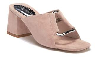 Jeffrey Campbell Milagro Flared Heel Sandal