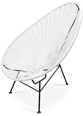 Mexa Acapulco Lounge Chair - White