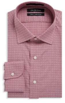 Saks Fifth Avenue Slim-Fit Cotton Dress Shirt
