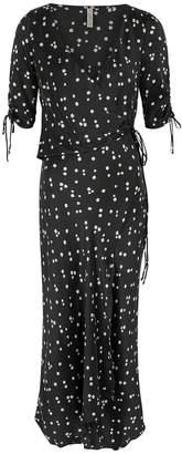 Bec & Bridge Miss Daisy Printed Silk Dress
