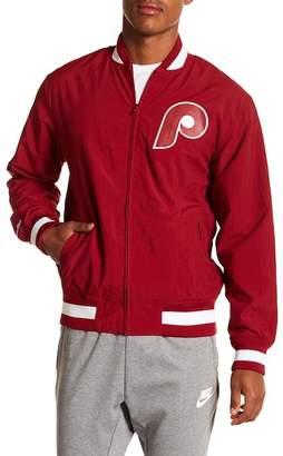 Mitchell & Ness Phillies Warm Up Jacket