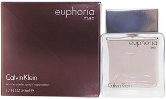 Calvin Klein 1.7Oz Euphoria Men Eau De Toilette Spray