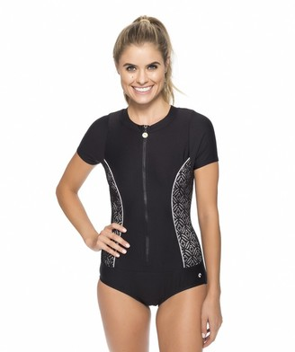 NEXT Inner Glow Zip One Pc $98 thestylecure.com