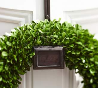 Pottery Barn Ella Adjustable Door Wreath Hanger