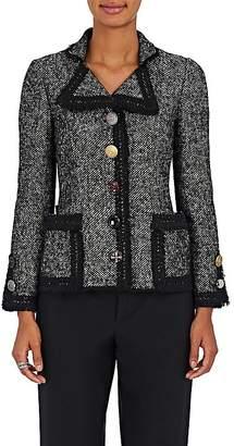 Dolce & Gabbana Women's Nickerbocker Cotton-Blend Blazer