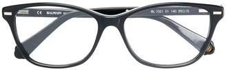 Balmain cat eye glasses