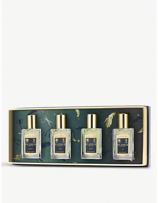 Floris Fragrance travel collection for him 4 x 14ml