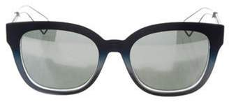 Christian Dior Diorama Club Sunglasses w/ Tags Blue Diorama Club Sunglasses w/ Tags