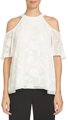 Women's Cece Fil Coupe Blouse $79 thestylecure.com