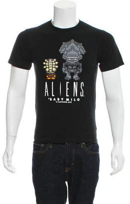BAPE 2017 Aliens T-Shirt