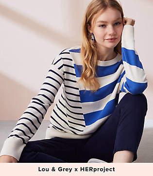 Lou & Grey Nautical Sweater