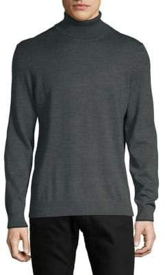 Calvin Klein Turtleneck Merino Wool Sweater
