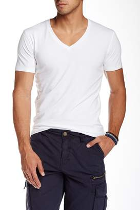 Lindbergh V-Neck Stretch Tee