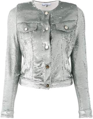IRO Dalome sequinned jacket